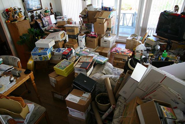 feeling cluttered flüff design and decor