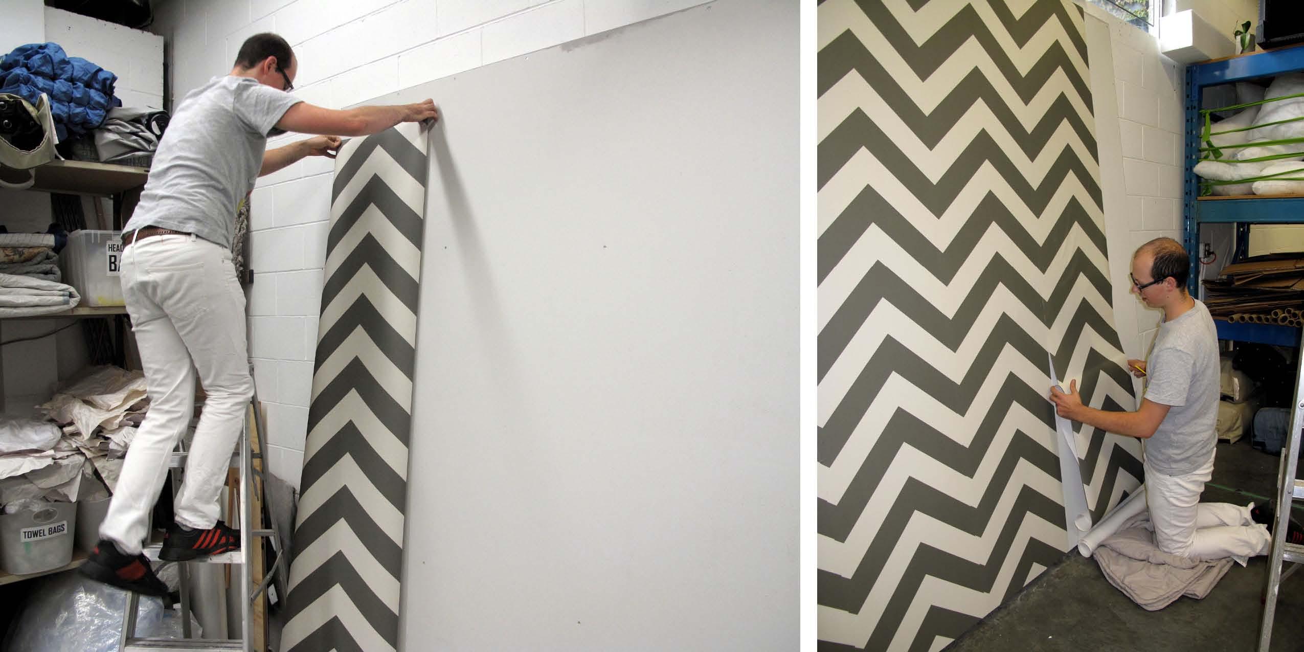 Testing Tempaper Temporary Wallpaper